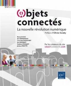 livre objets connectés