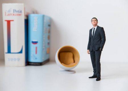 figurine-3d