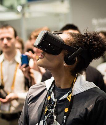 animation réalité virtuelle rift event