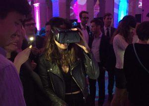animation réalité virtuelle oculus