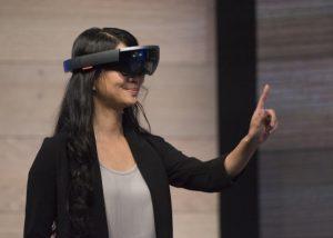 animation réalité virtuelle hololens