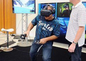 animation réalité virtuelle guys
