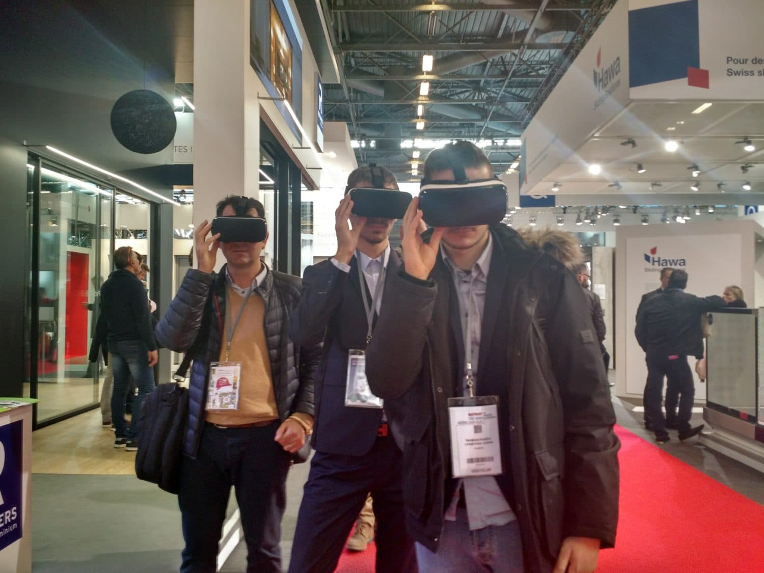 animation samsung gear vr et location samsung gear vr salon batimat