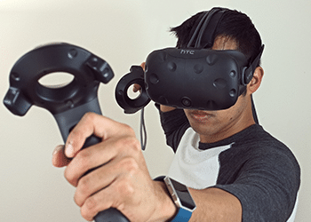 Virtual Player, animation realite virtuelle htc vive