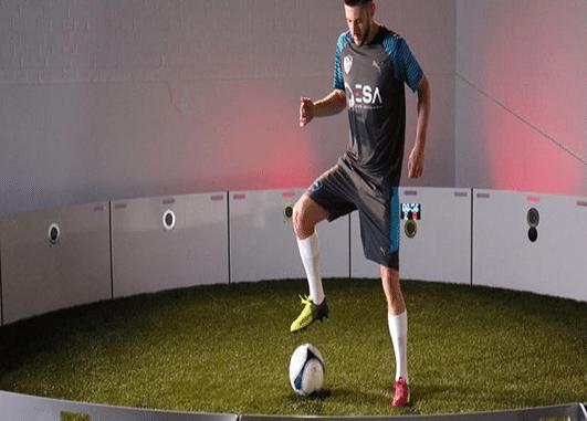 animation football jeu de rapidité