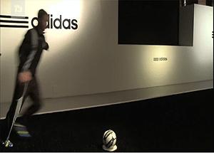 animation football michoach adidas challenge