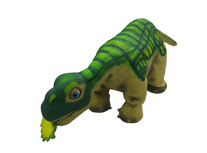 animation robot pleo