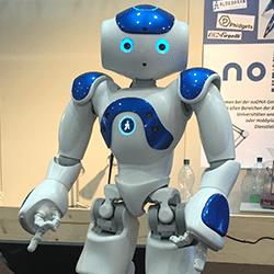 animation robot nao petit