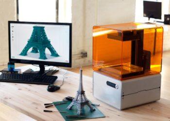 animation objets connectés imprimante 3d