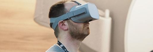 création contenu réalité virtuelle casque