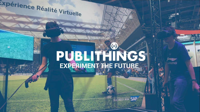 animation réalité virtuelle foot