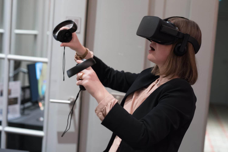 animation réalité virtuelle oculus rift