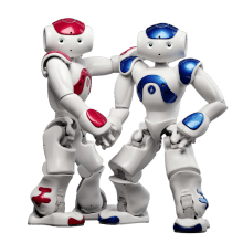 location robot nao