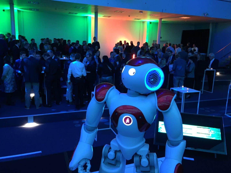 le robot Robot nao pour une animation événementielle innovante