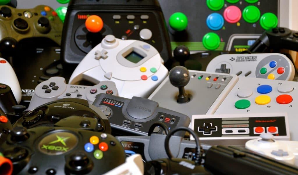 consoles de retro gaming