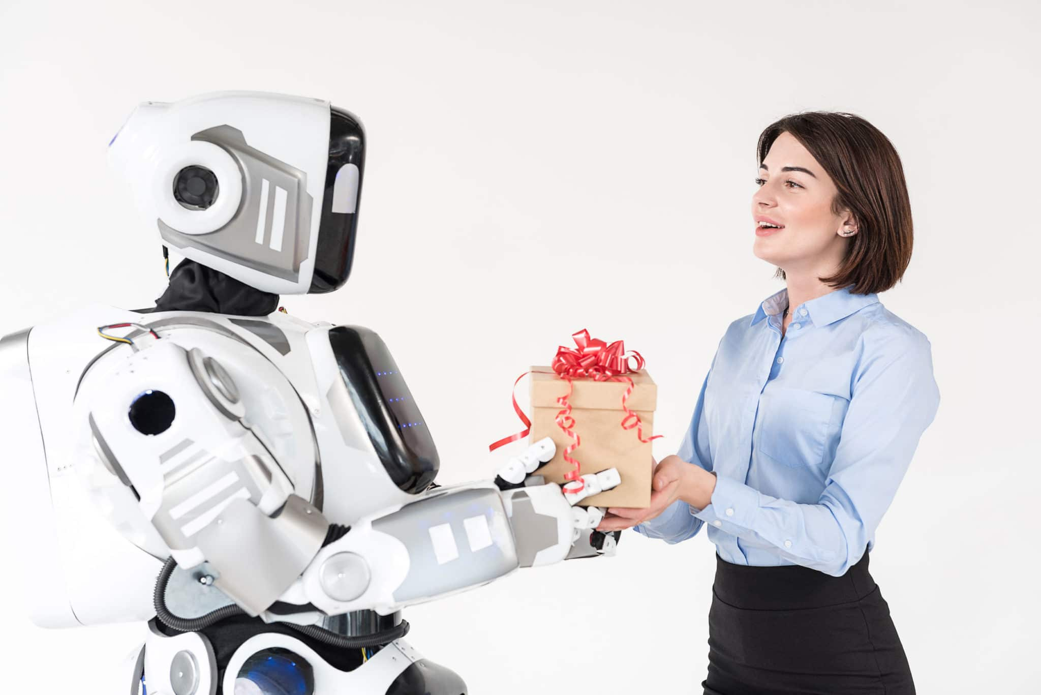 robot : méchant ou gentil ?
