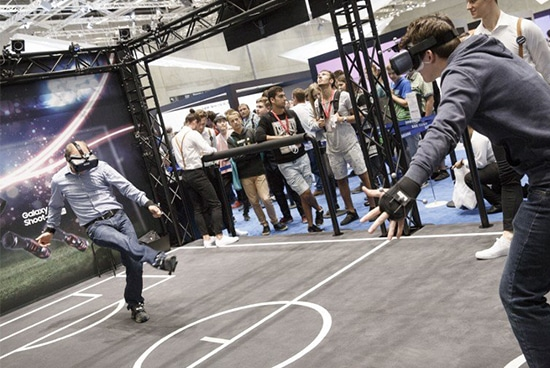 salle réalité virtuelle paris