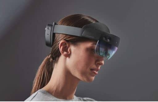 lunette holographique
